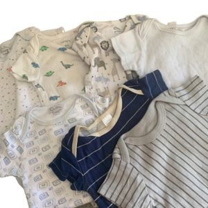 3-6 Month Baby Bundle Clothes Onsies Boys Infant